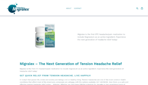 Headache product Site
